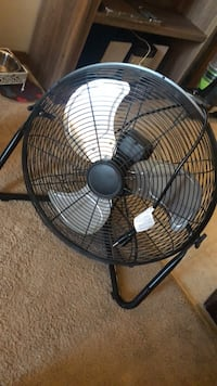 Large Floor Fan  Edmonton, T6T