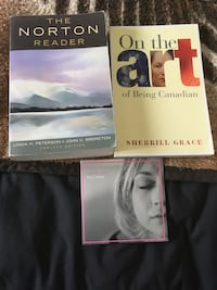 2 books and a CD FREE