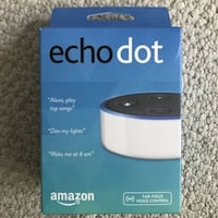 Amazon Echo Dot New in unopened Box, Mint Centreville
