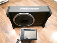 Screen touch & Subwoofer London, N6K