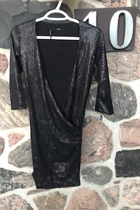 Black Guess Sequin Dress - size XS Toronto, M2L 2E1