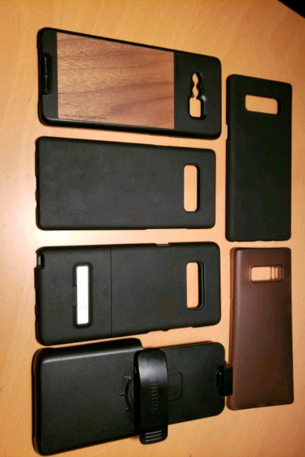 Note 8 cases