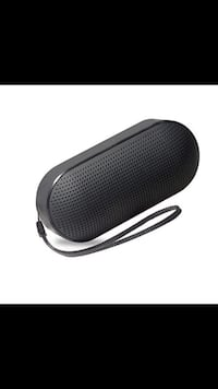 black and gray portable speaker Virginia Beach, 23452