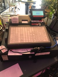 Cash Register scanner