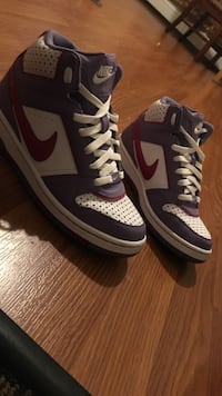 Nike high-top shoes