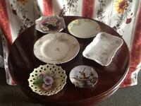 ceramic decorative plates each sold separately  Redlands, 92373