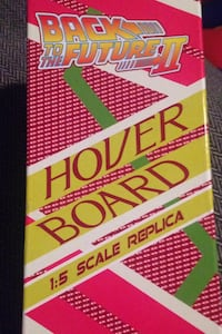Hover board 1.5 scale replica Cambridge, N3C 4M4