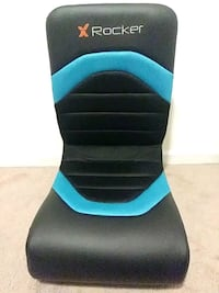 black and blue gaming chair New Castle, 19720