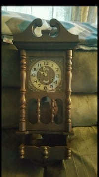 Wall Chime Clock