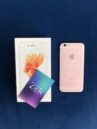 2.EL İPhone 6s Rose Gold 16GB  Selçuklu, 42060