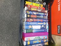 VHS movies  Vaughan, L6A 2H6
