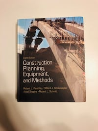Construction Planning,Equipment,and Methods Bristow, 20136