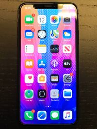 Apple IPhone X 64 GB (AT&T) Space Grey