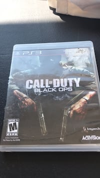 PS3  Call of duty Black Ops Wildomar, 92595
