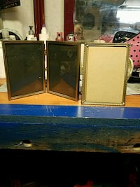 two brown wooden framed speakers Wichita, 67211