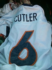 Broncos jersey Cutler 6 Grand Junction, 81504