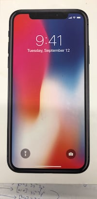 iPhone X perfect condition Mississauga, L5N 3B2