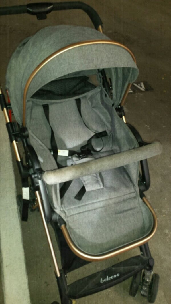 BELECOO Baby Stroller  0