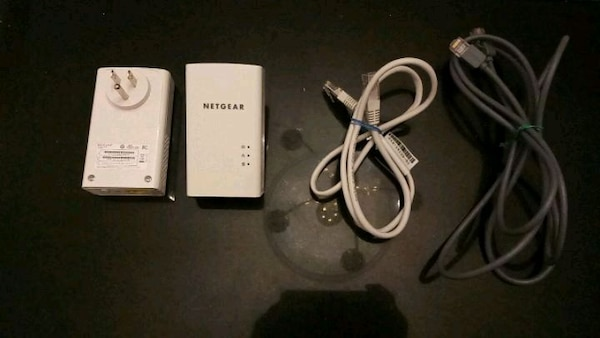 Ethernet device NETGEAR 0