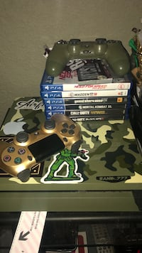 Ps4 pack San Leandro, 94578
