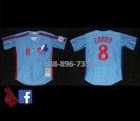 Gary carter expos jersey Laval, H7N 1R4