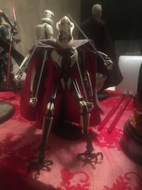 Sideshow General Grievous Sixth Scale Sariyer