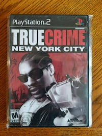 True Crime New York City for Playstation 2 Milford, 18337