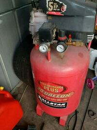 red and black Craftsman air compressor Tillsonburg, N4G 4H1