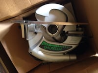 New saw Hitachi Urbandale, 50322