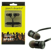 Sports headset Mıknatıslı Bluetooth kulaklık.