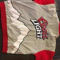 Coors Light racing jacket  Durham, 27707