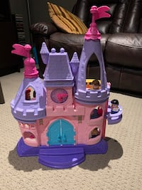 Disney Princess little people Magical Palace and figures London, N5W 6G2