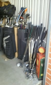 Sets or individual clubs