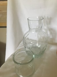Bedside water carafe with drinking glass Jacksonville, 32211