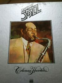 Giants of Jazz Coleman Hawkins Montclair, 22025