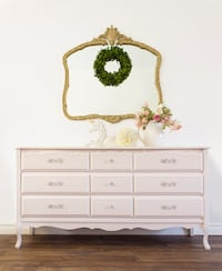 (Free delivery) French Provincial dresser with mirror Mississauga, L5L 3B6