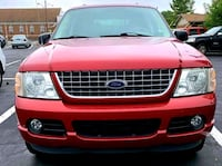 2004 Ford Explorer》4WD SUV》SUNROOF》LEATHER》 Wayne County