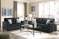 Never used Silver Sofa & Loveseat Houston, 77036