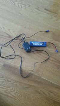 RC Losi Mini 8ight battery and charger.   Whitchurch-Stouffville, L4A 6C7