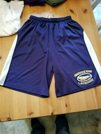 Braddock Road Lacrosse Shorts sz Adult S Fairfax, 22032