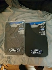 Ford Mud Flaps (set of 4)