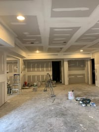 Free estimate hang Drywall finishing and paint remove the popcorn  [TL_HIDDEN]