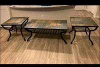 Coffee table with matching end tables Orlando, 32829