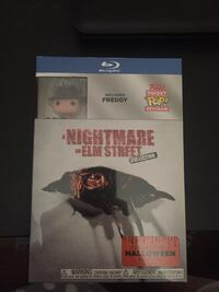 A Nightmare on Elm Street Blu Ray Collection New and Sealed  Calgary, T2P 2H5
