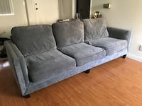 Light grey / Blue Couch for sale Los Angeles, 90038
