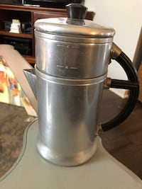 Gray and black stainless steel coffee pot Clarksburg, 20871