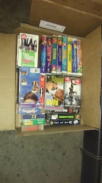 Vhs tapes Fort Worth, 76116