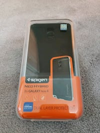 New - Note 4 Spigen Case