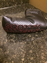 Scotty Cameron Newport Head Cover Lakeshore, N0R