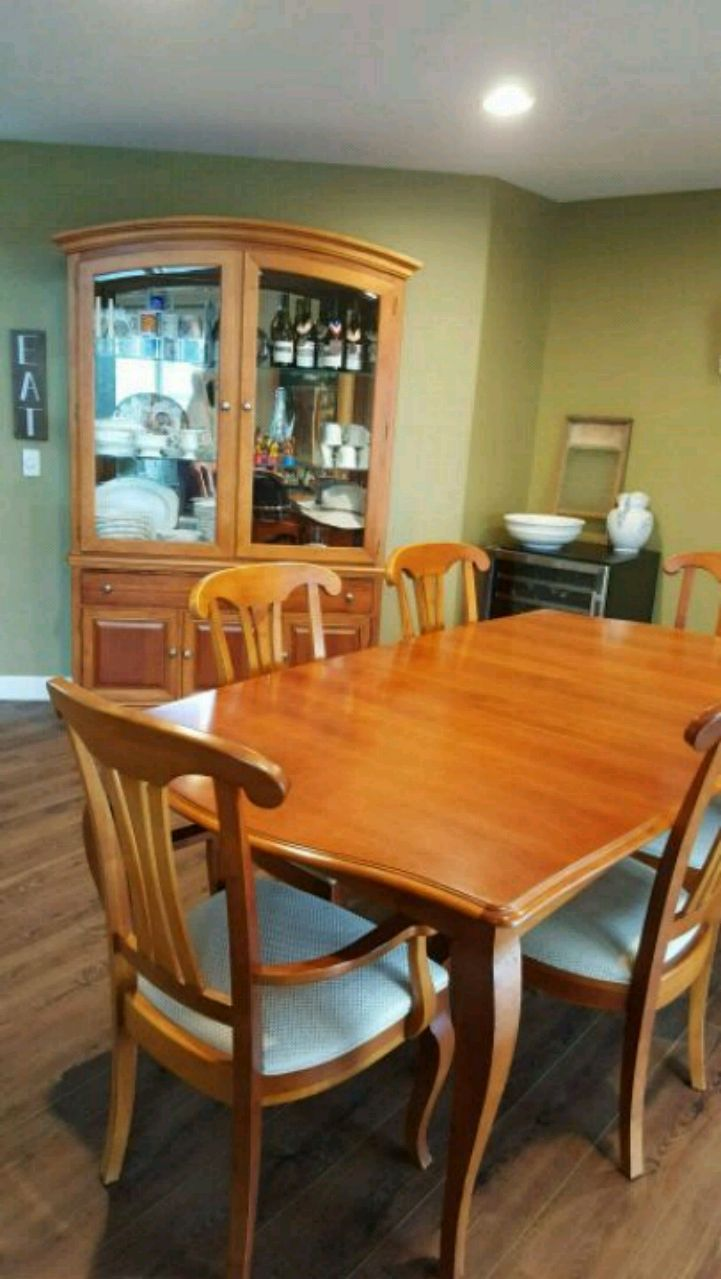 Dining Room Furniture, Cherry Wood